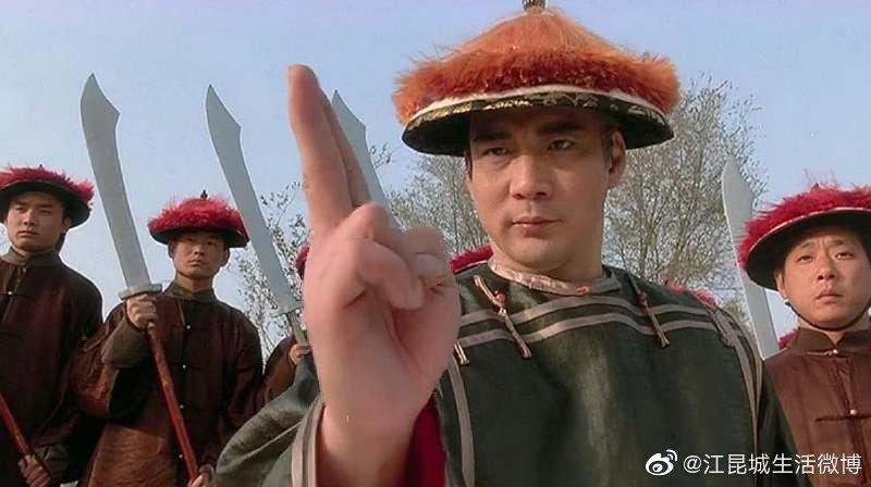 徐少強最為大多數台灣人所知的角色,應該是周星馳電影《武狀元蘇乞兒》中的反派天理教教主趙無極。(網路圖片)