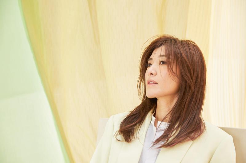 睽違13年,蘇慧倫新專輯《面面》於今(9日)正式發行。(相信音樂提供)