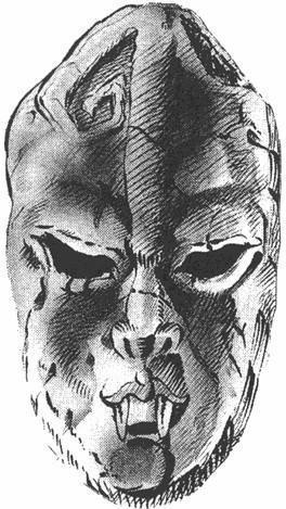 JOJO 中代表性物品,可說是喬斯達家族與吸血鬼 DIO 恩怨的開端。