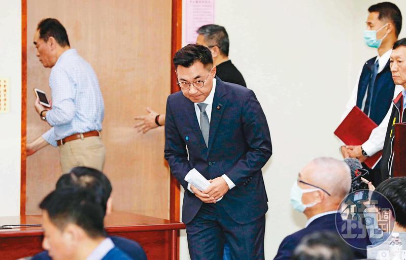 在競選期間喊出「世代交替」的江啟臣,選後仍須凝聚黨內各山頭,才能順利推動改革。