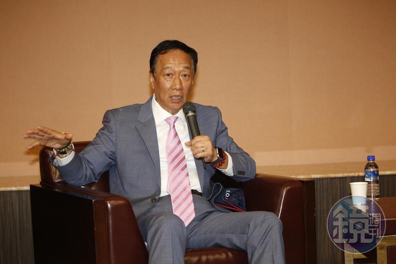 鴻海創辦人郭台銘稱讚台灣防疫做得很好,也批評WHO、WTO和聯合國都沒有發揮功能。