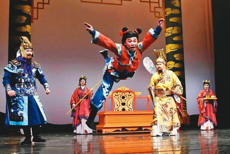 3年前紙風車劇團將《諸葛四郎》改編為舞台劇,促成電影版的誕生。(紙風車劇團提供)