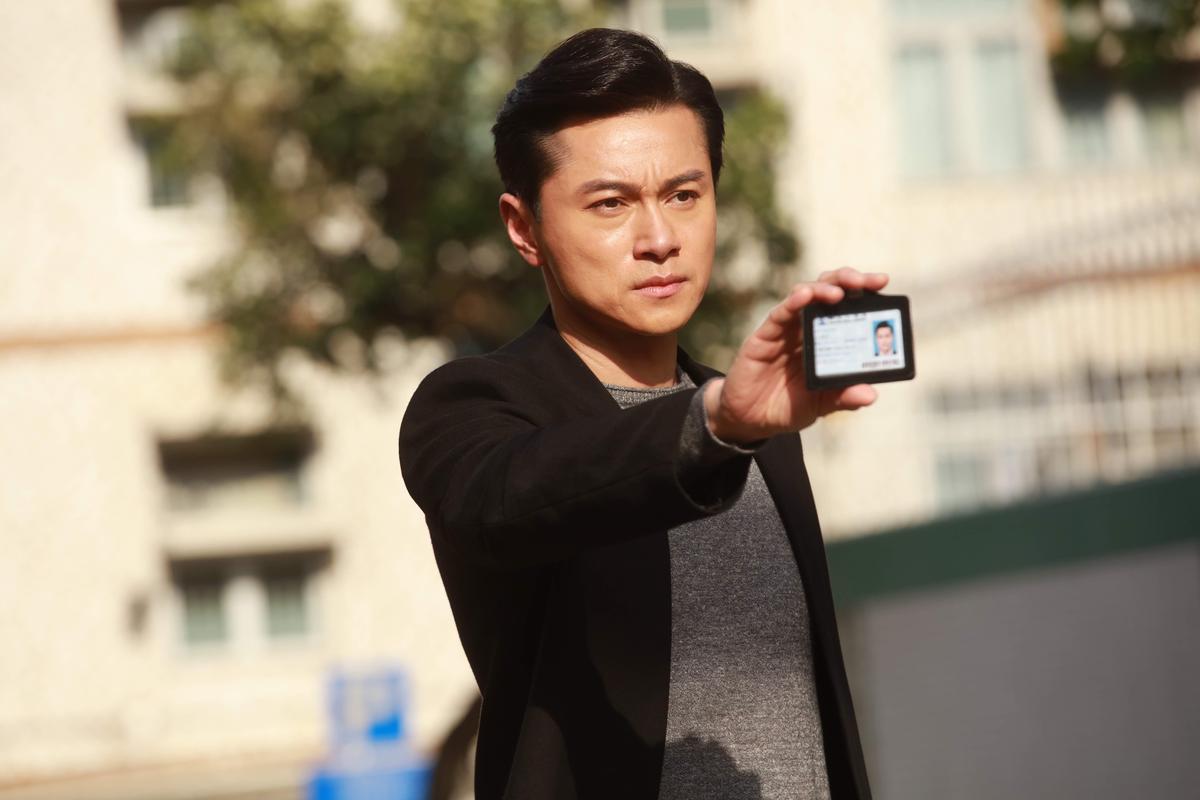 《法證先鋒IV》有港版CSI之稱,黃浩然在劇中飾演許維恩哥哥。(LINE TV提供)