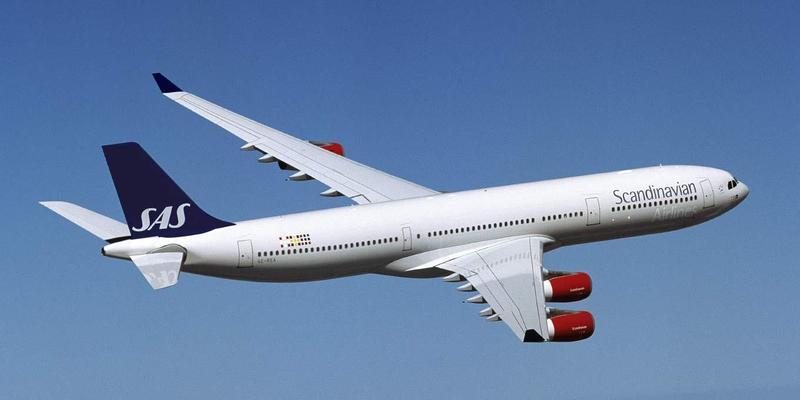 北歐航空宣布將裁員約一萬名員工,占員工總數的90%。圖為示意圖。(staralliance官網)
