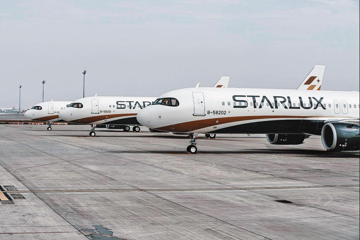 星宇航空現已有3架A321 neo機隊,首架是由張國煒親自將飛機開回台灣。(翻攝星宇航空臉書)