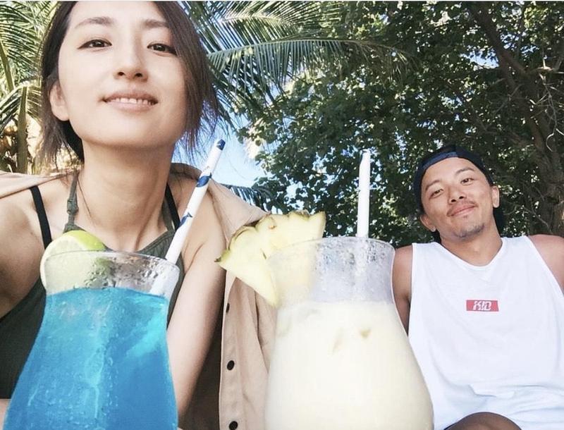 柯佳嬿與坤達結婚2年多,也漸漸習慣與粉絲分享幸福。(翻攝自柯佳嬿IG)