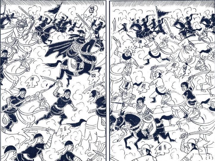 葉佳龍走訪全台,蒐集、復刻父親葉宏甲的漫畫《諸葛四郎》。(翻攝自童年漫畫臉書)
