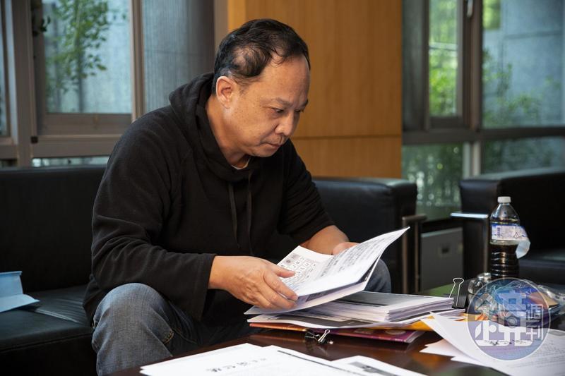 南亞觀光英語科助理教授巫仁杰指出,學校惡意將他違法解聘。