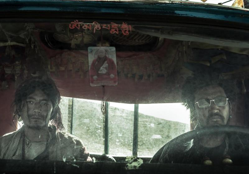 《撞死了一隻羊》獲威尼斯影展「地平線」單元最佳劇本,也在中國大陸開出破一千萬人民幣的票房。(萬瑪才旦提供)