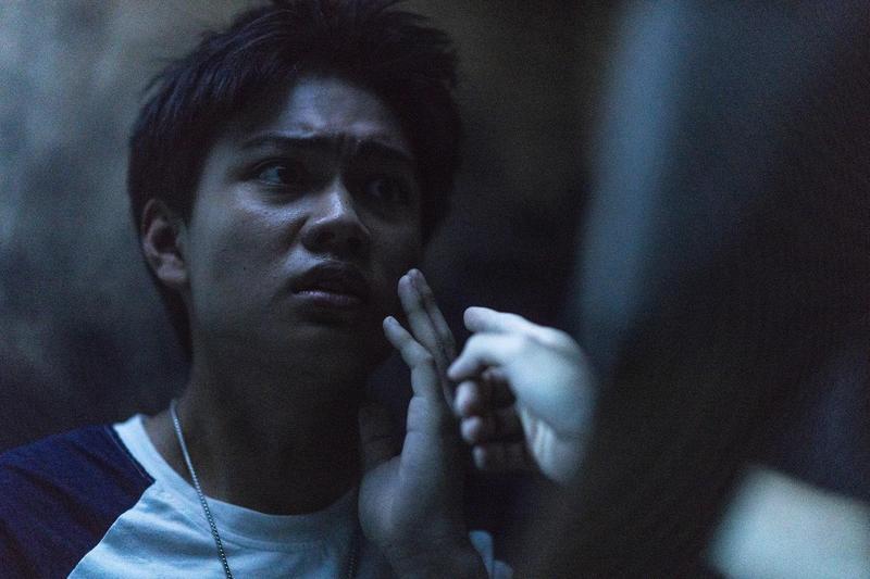 《76号恐怖書店-捉迷藏》劉亮佐兒子劉子銓也是主要演員之一。(七十六号原子提供)