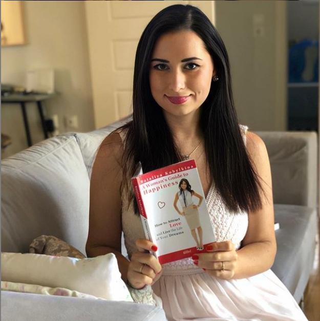 納塔莉亞是臨床心理學家、家庭治療師、性治療師。(翻攝自nataliakobilkina IG)