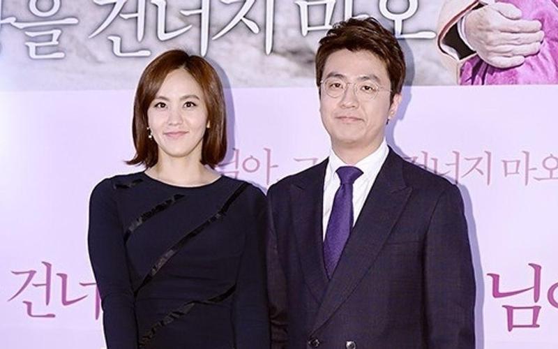 韓國主播夫妻崔東錫與朴芝潤因為上傳在私人渡假村度假照片,被網友罵到差點要丟工作。(網路圖片)