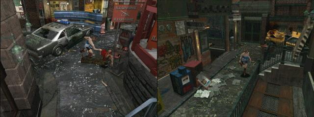遊戲中有大量寫實的街景,空間也寬敞許多。(圖片來源:遊戲實機截圖)