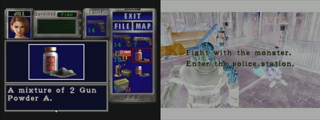 圖D  隨機配置道具和生存選擇要素讓玩家有更多選擇。(圖片來源:遊戲實機截圖)