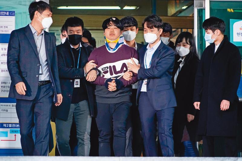 N號房祕密群組中最有名氣、規模最大的經營人「博士」趙周彬(音譯)日前被捕。(達志影像)