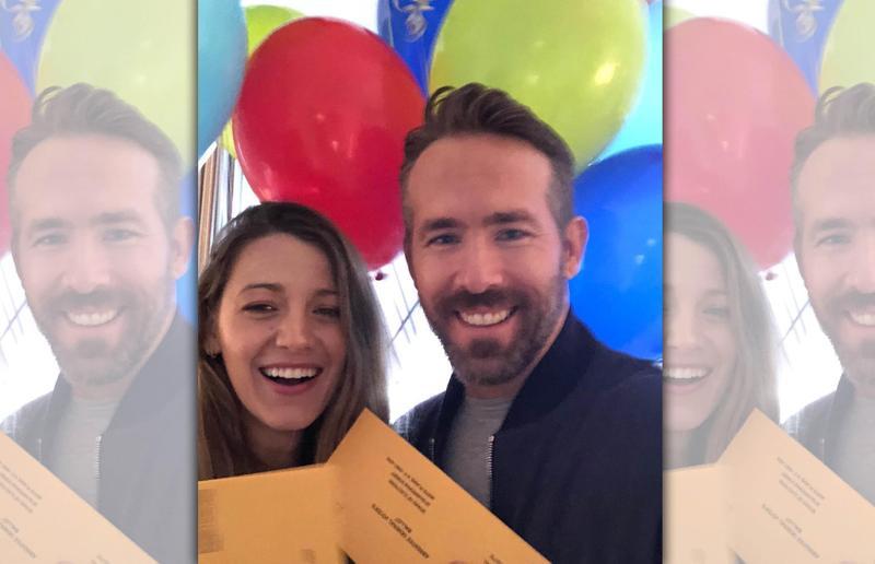 萊恩雷諾斯、布萊克萊芙莉為佛洛伊德發表共同聲明。 (翻攝自Ryan Reynolds官方推特)