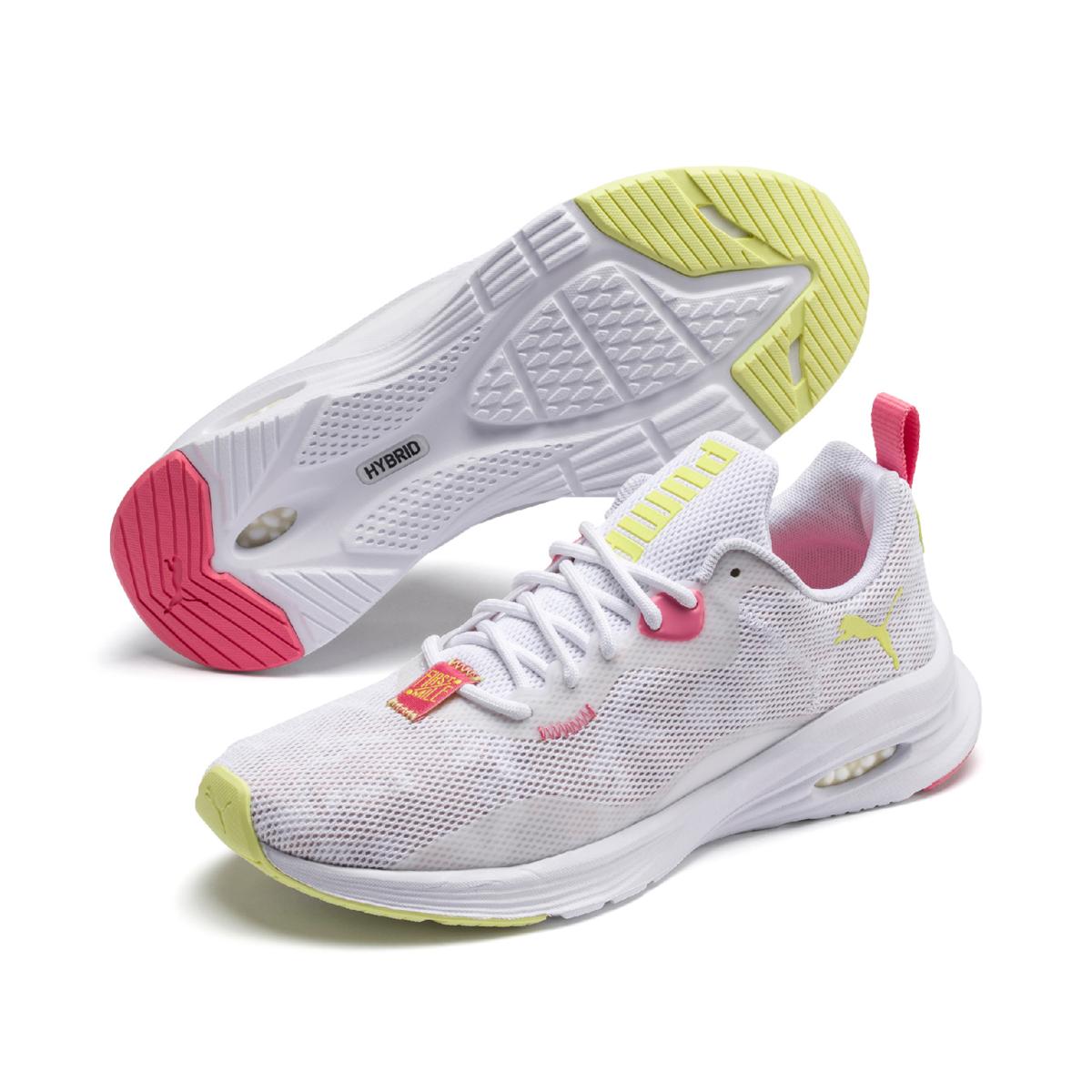 PUMA x First Mile Hybrid Fuego FM Camo Wns鞋款。NT$2,680(PUMA提供)