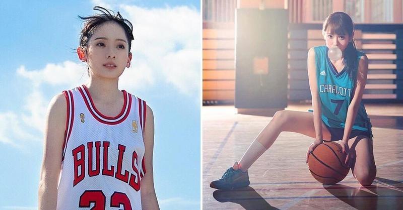 台灣「真人晴子」王宇君,高顏值與好球技讓她擁有超高人氣。(圖翻攝自王宇君IG)