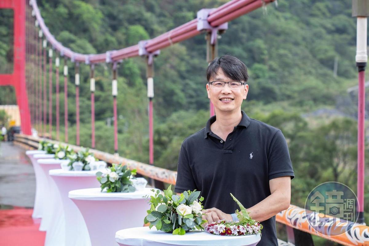 「千秋陶坊」負責人林永勝老師是許多主廚們喜愛合作的對象。