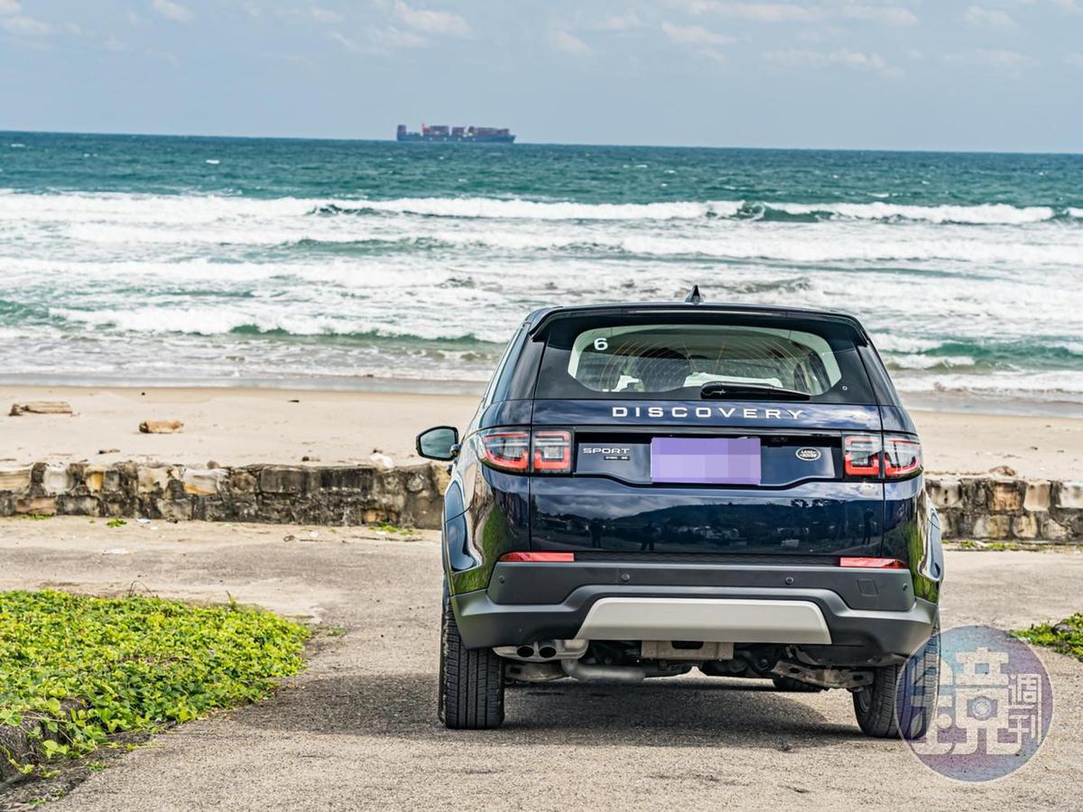 旅途中總是充滿著探險,如果開著Discovery Sport的話就毫無後顧之憂了吧!