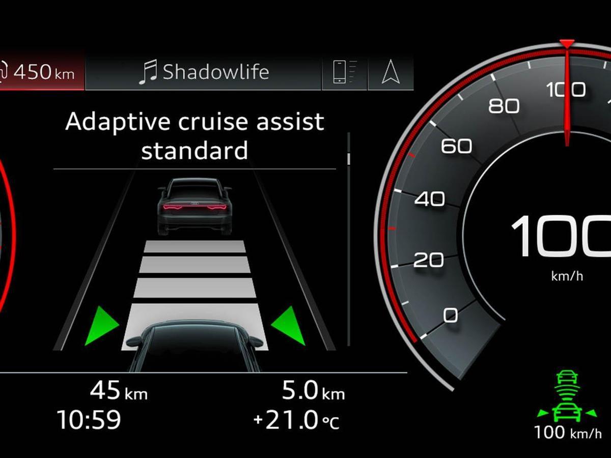 AUDI Q7 S-Line進化版將標配最高規格的主被動安全配備。