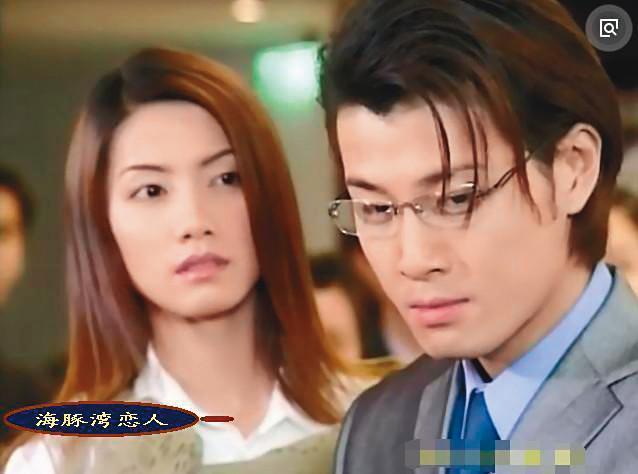 林韋君(左)17年前背著林佑威劈腿許紹洋(右),被封「劈腿始祖」。