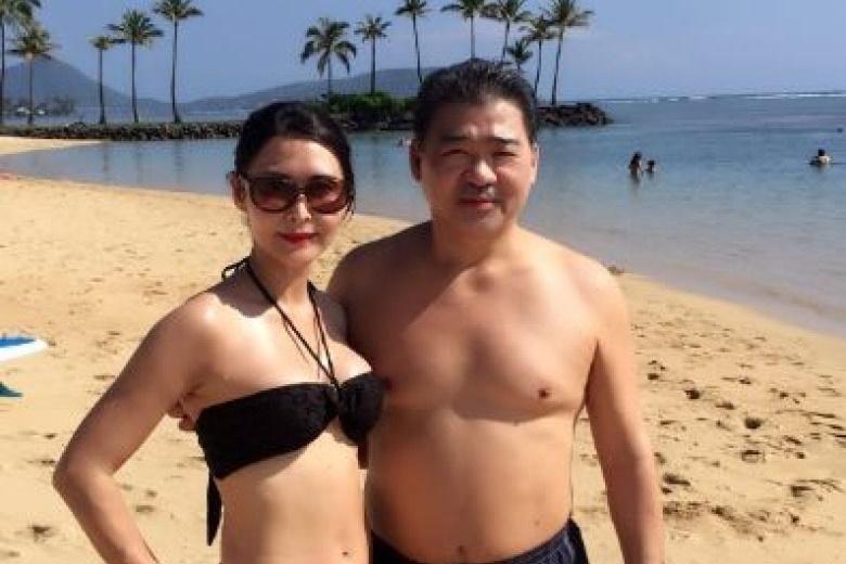 葉玉卿嫁給美籍華裔富商胡兆明後就息影至今24年。(翻攝自新浪娛樂微博)