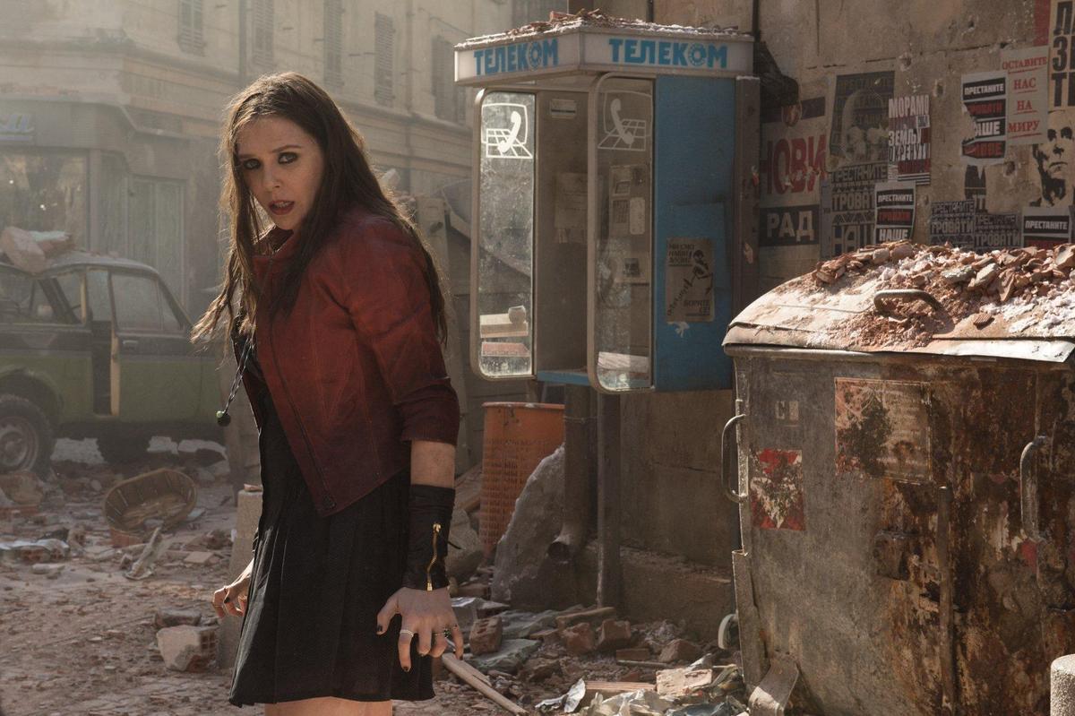 網友對於緋紅女巫排名太低相當不滿。(翻攝自Avengers臉書)