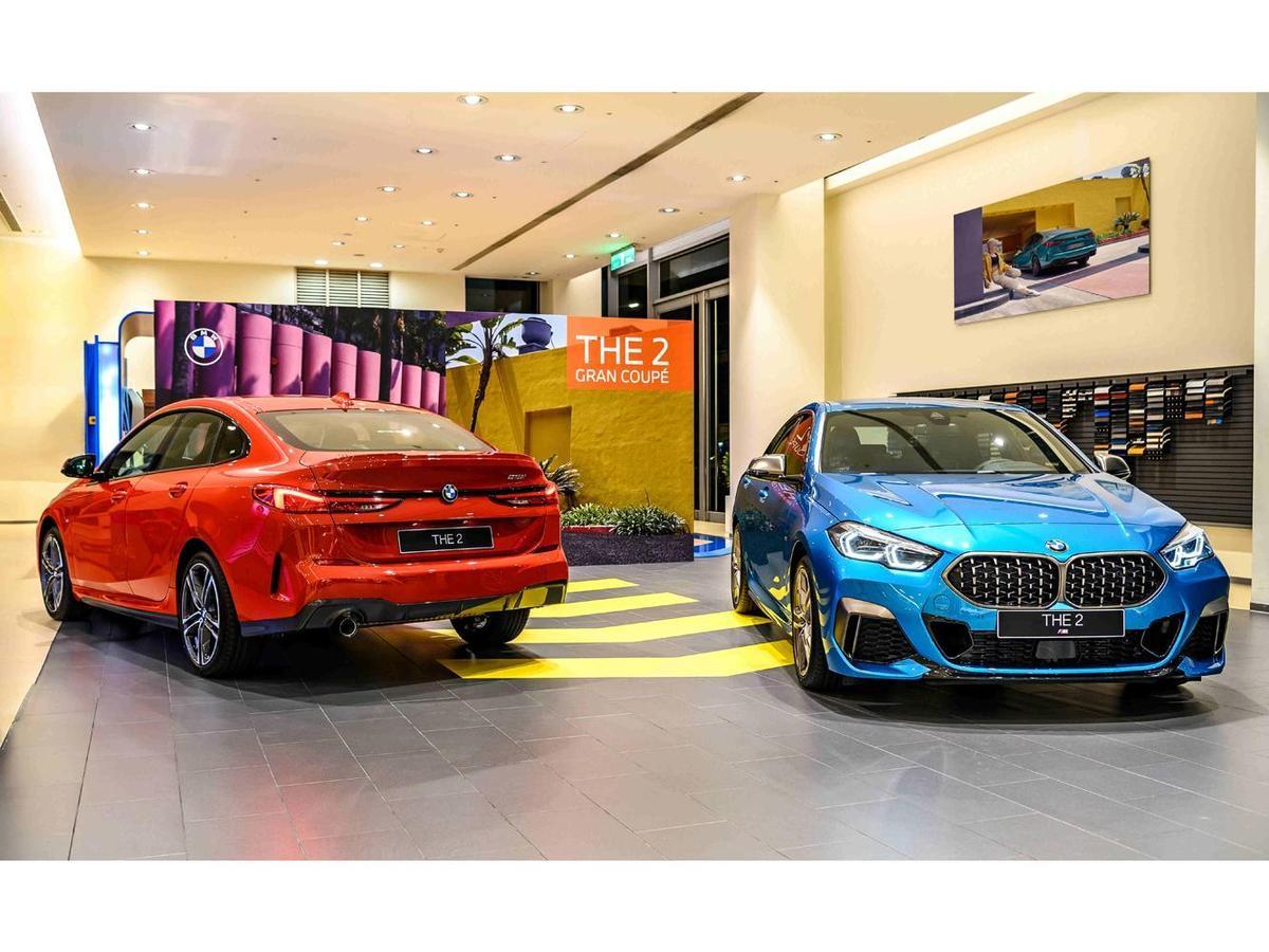 新物種BMW 2系列Gran Coupé四門跑車 4月25日起全台展間同步發表。