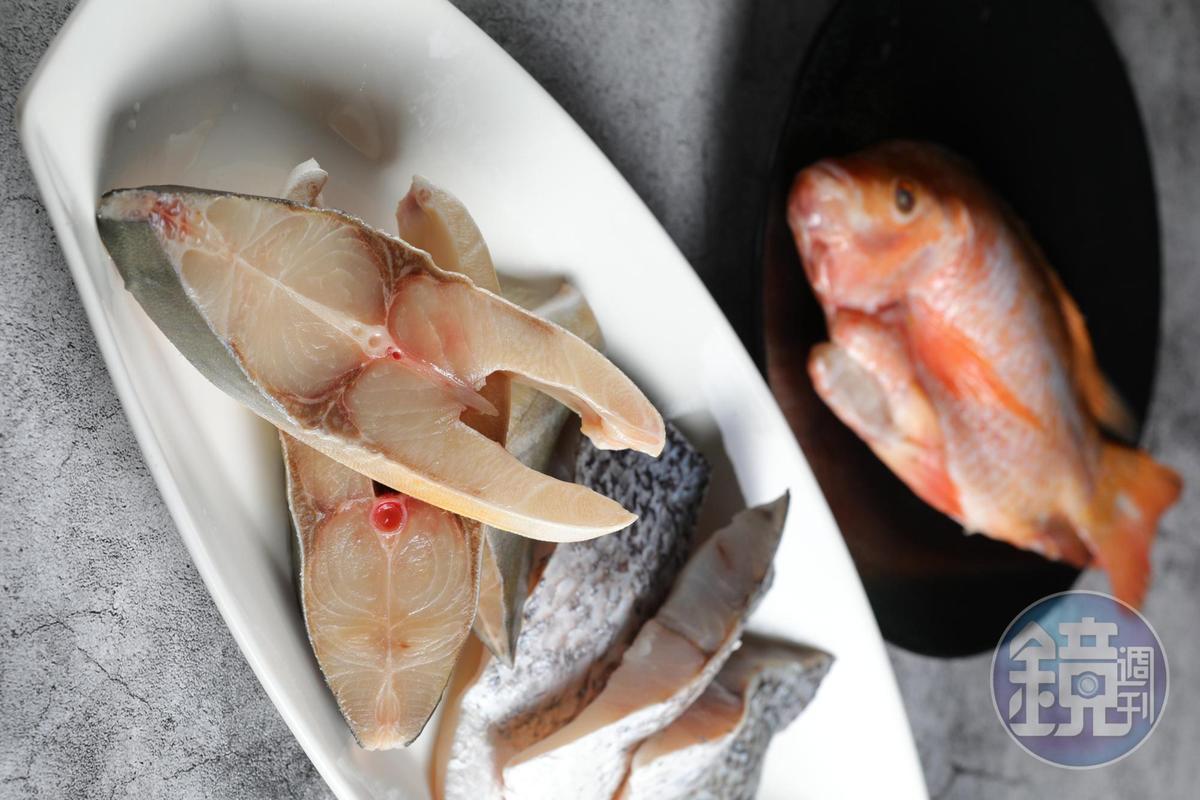 有基礎烹飪能力者,也可以購買急凍魚排回家大展身手。