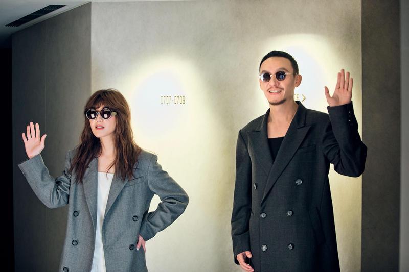 蘇慧倫新一波主打歌〈永遠的一天〉MV,邀請「國際巨星」張震跨刀演出。(相信音樂提供)