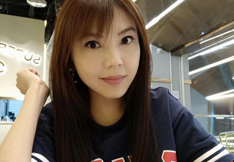 面對許多網友質疑,劉樂妍在臉書po文回應,強調「大陸現在是全世界最安全的地方!」(翻攝自劉樂妍臉書)