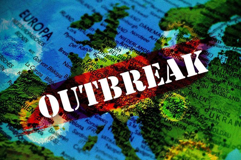 歐洲疫情蔓延嚴重程度讓先進國家形象大打折扣。(網路截圖:Pixabay)