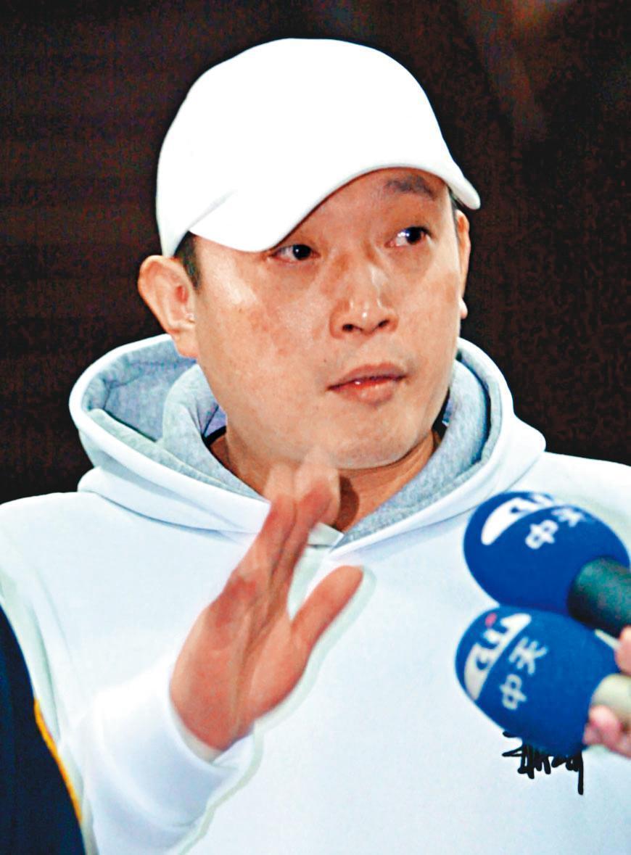 藝人郭桂彬(圖)遭控利用光碟案向澎恰恰勒索上千萬元,判刑3年。(東方IC)
