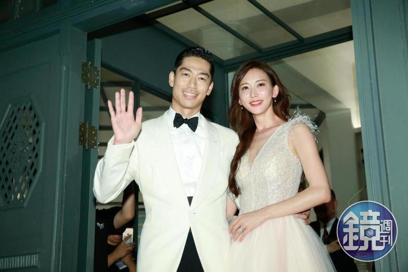林志玲去年嫁給AKIRA(本名:黑澤良平),但仍無法擺脫言承旭的名字。(資料照)