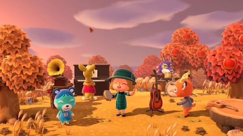 《集合啦!動物森友會》可以蒐集動物村民到自己的島上,有玩家可能會趕走比較不可愛的村民,引發論戰。(翻攝自Nintendo HK官方頻道)