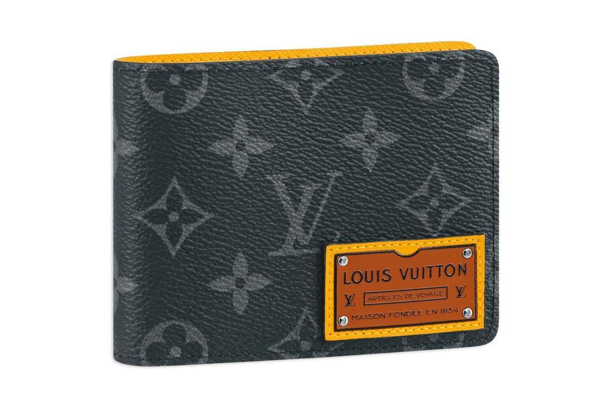 GASTON LABELS系列皮夾NT$20,600。(LOUIS VUITTON提供)
