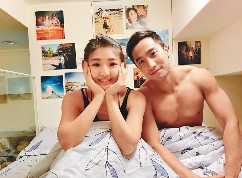 賴弘國曾跟前空姐「華航林依晨」趙筱葳有一段半年婚姻,但兩人分手後沒聯絡。(翻攝自Ivy Chao臉書)