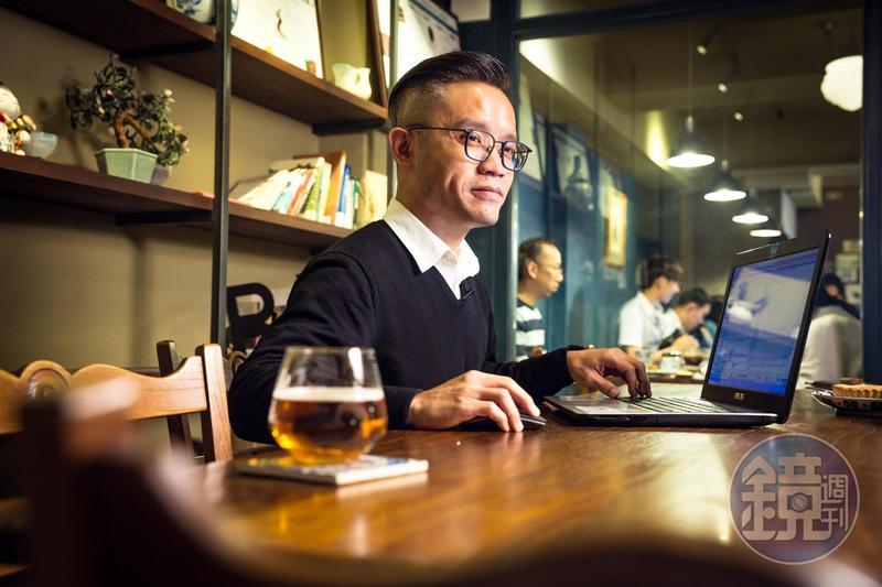 操作嚴守紀律,楊燁靠進場六問、出場二條件,提高勝率。