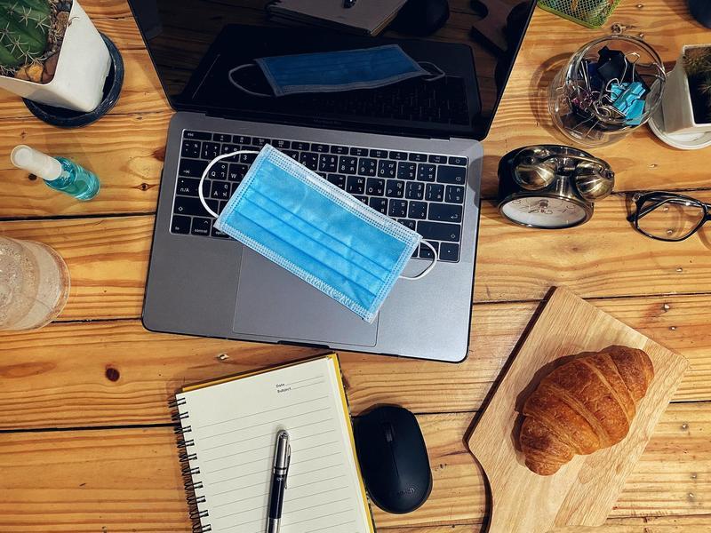 武漢肺炎疫情加速了企業界推動遠距工作的腳步。(網路截圖:Pixabay)