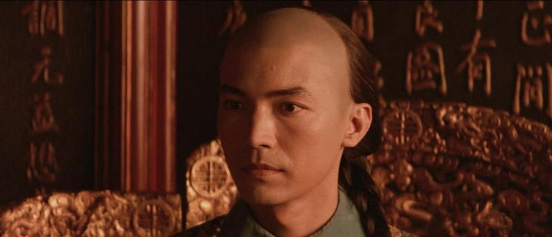 當時演出《末代皇帝》時,尊龍才35歲,正是男人顏值的巔峰時期。(甲上提供)