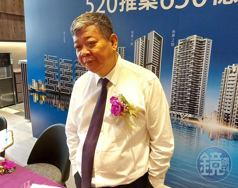 祝文宇直言,台灣房地產的價格並不算高,只有香港、新加坡的四分之一不到,應該視為民眾參與財富重分配的工具之一才是。