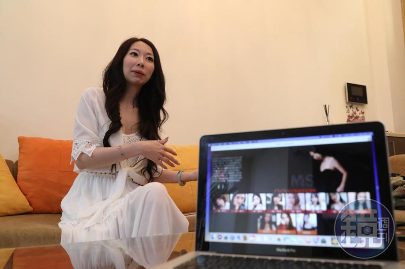 胡黎24歲做網路視訊,小姐來應徵,心想可以用的不要浪費,pass給酒店,誤打誤撞變成酒店經紀。