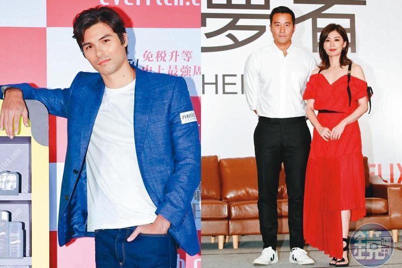 張孝全與鳳小岳合開「榕RON」酒吧,當初張孝全經紀人否認有投資,但鳳小岳經紀人卻承認是兩人合開。