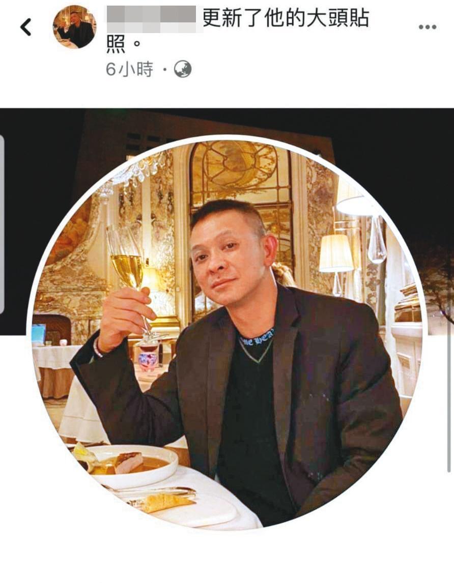 爆料者指稱,今年1月初王敏錡曾和Molly同赴巴黎,替1月生日的Molly慶生,從2人的臉書、IG中比對可發現,他們的確同在巴黎米其林三星餐廳用餐。(翻攝自王敏錡臉書)