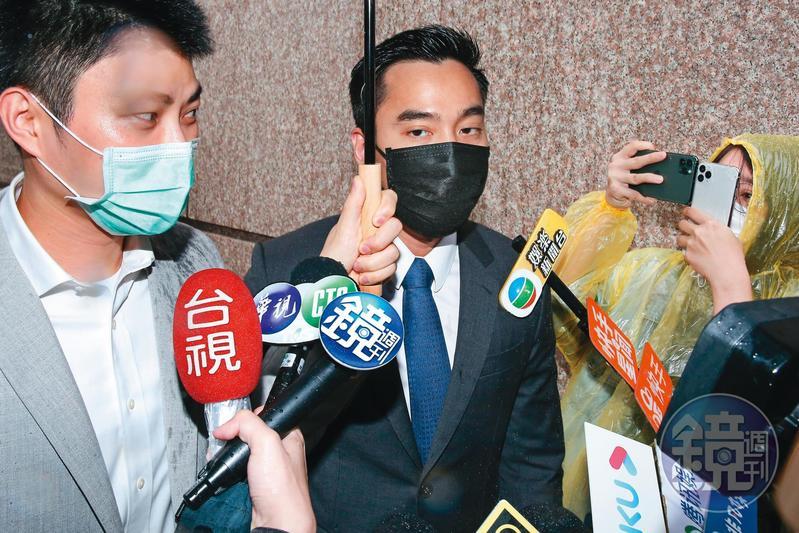 身為話題縮陰名醫,賴弘國因為「準前妻」阿嬌經紀公司下封口令,所以沒啥發揮。