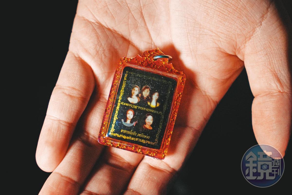 五鬼女靈牌是泰國巫術使用的法器,據說裡面封印著五個枉死的女鬼。