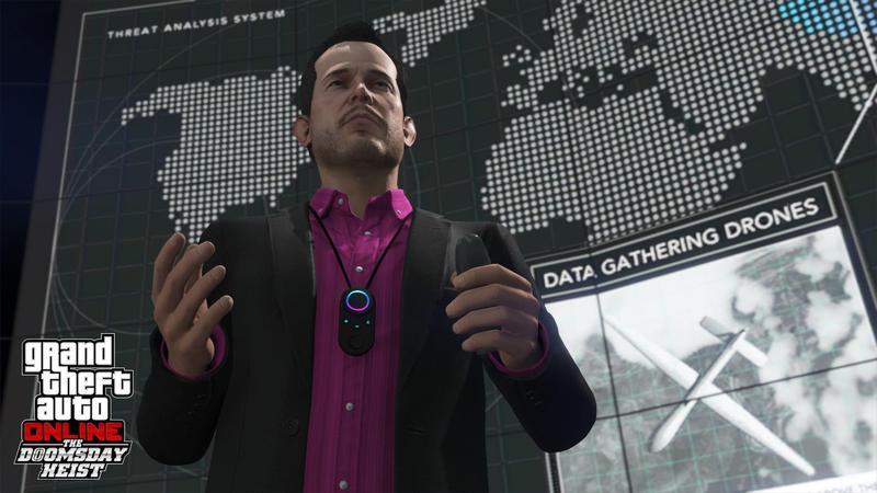 Epic Games贈送《俠盜獵車手 5》導致伺服器被擠爆,付費玩家不滿權益受損。(翻攝Steam)