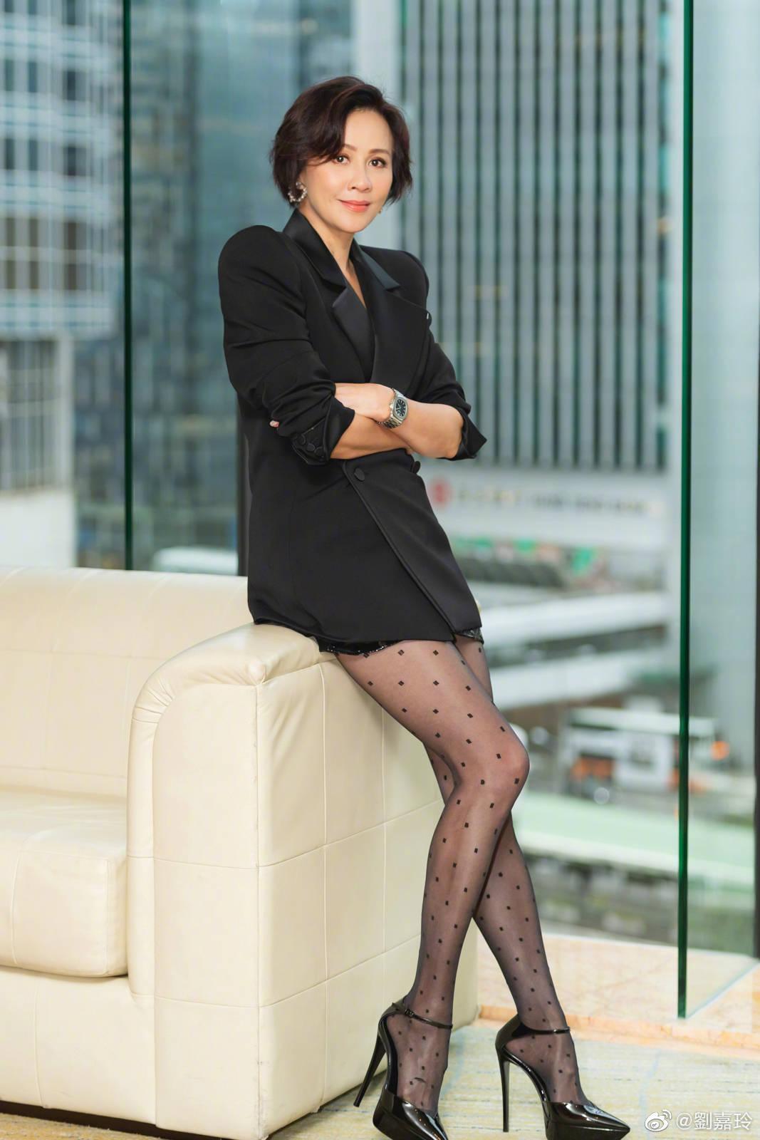 劉嘉玲熱衷投資房地產,在香港、北京、上海等地都有豪宅。(翻攝自劉嘉玲微博)
