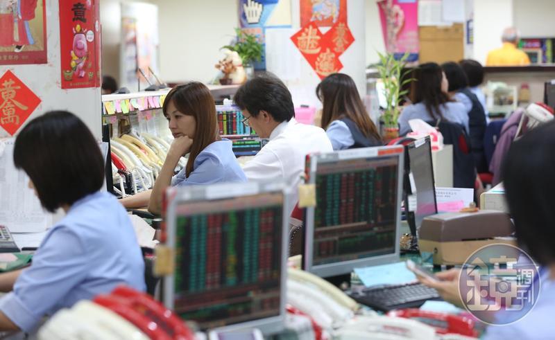 台灣各大券商分點加起來數百家,主力大戶就是隱藏在其中某些分點進行下單。
